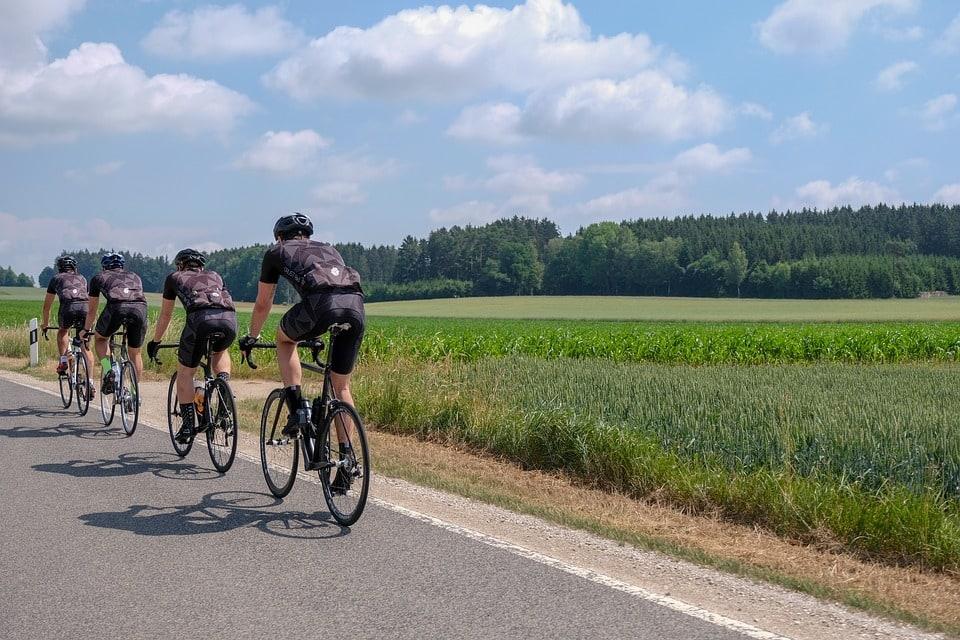 Les avantages de la randonnée à vélo